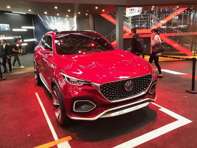 Interessantes auf der Auto China 2018 - China-Kracher
