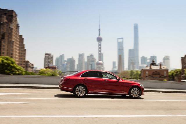 Mercedes C 200 L Chinaversion - Familienangelegenheit