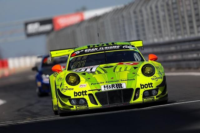 24 h Rennen Nürburgring 2018 - Vollgas durch die Grüne Hölle