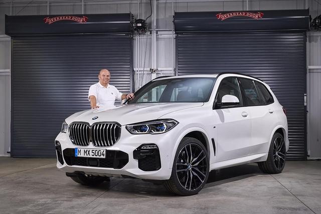 BMW X5 - NeXt Generation