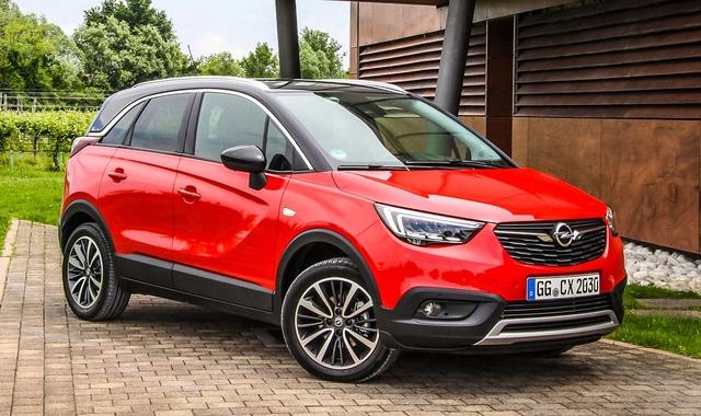 Opel Crossland X 1.2 DIT - Augen nach links