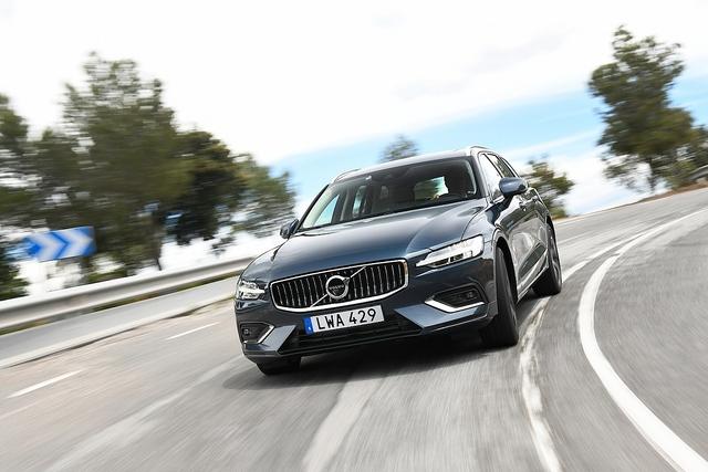 Fahrbericht: Volvo V60 - Lifestyler