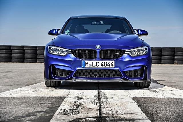 BMW M3 CS - Vertrauenswürdig