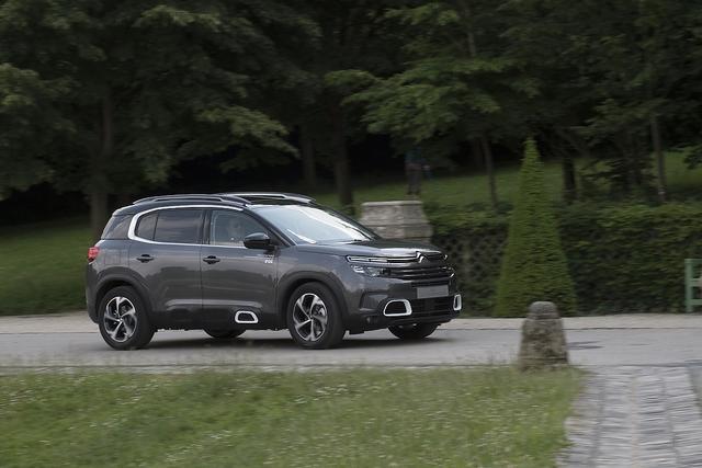 Citroën C5 Aircross - Nachzügler