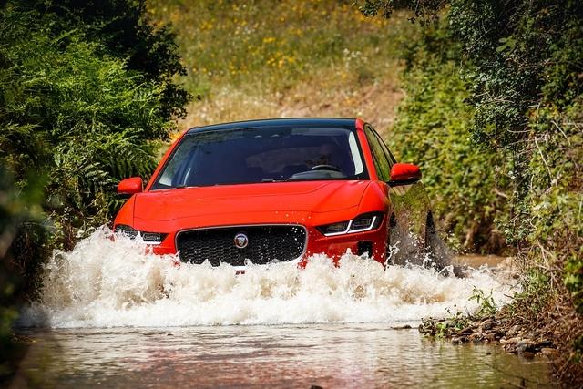 Jaguar I-Pace 400 AWD - Der Tesla-Killer
