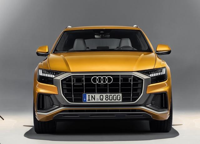 Audi Q8 - Ein Hauch Ur-Quattro