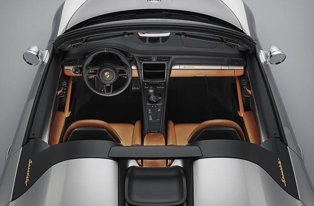 Porsche 911 Speedster Concept - Alles Gute zum 70.