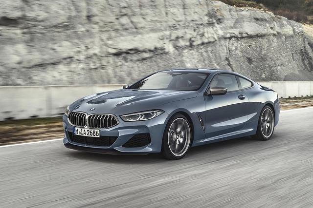BMW M 850i Coupé - Neue Ufer