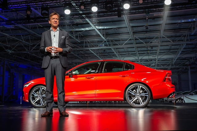 Das plant Volvo - Globales Dreieck
