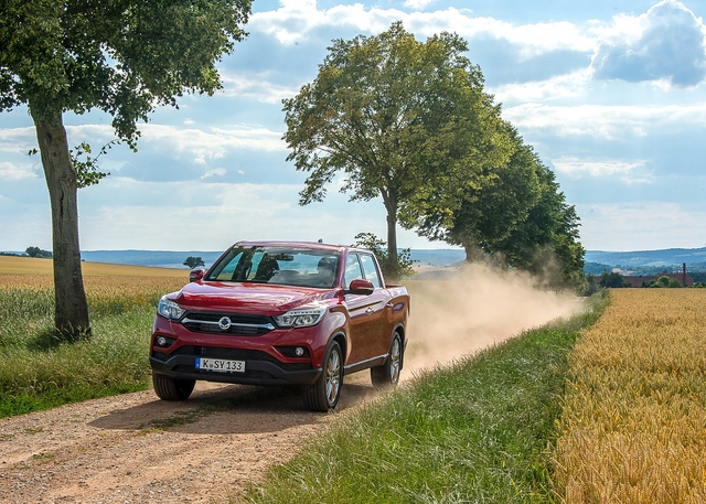 SsangYong Musso e-XDi 220 4WD - Anders geht immer
