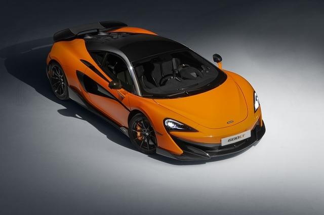 McLaren 600LT - Emporkömmling