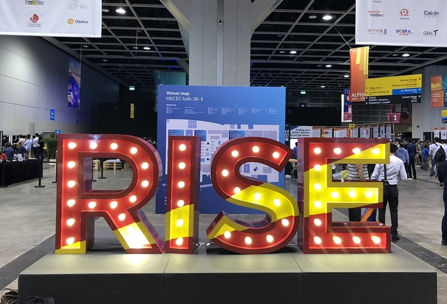RISE Convention 2018 - China first