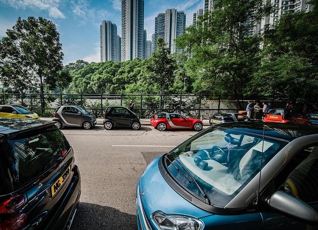 Smart Club Hong Kong - Kleine Welt - ganz groß