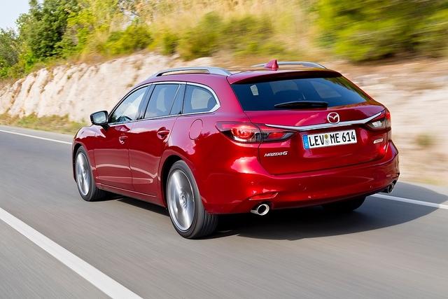 Fahrbericht: Mazda6 - Kommoder Cruiser