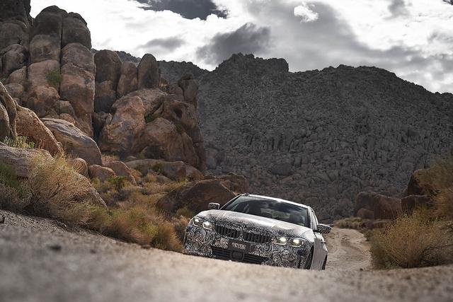 Zwei Jahre Prototypenerprobung BMW 3er / G20 - Die Uhr tickt