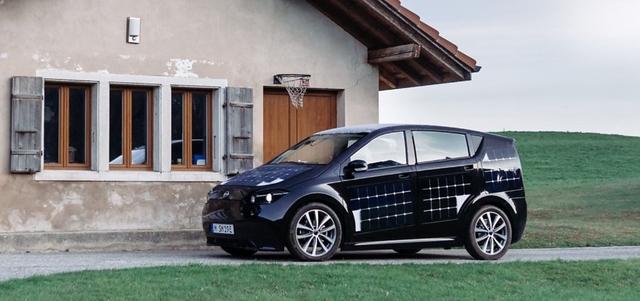 Sono Motors mit dem Sion - Bayern-Stromer