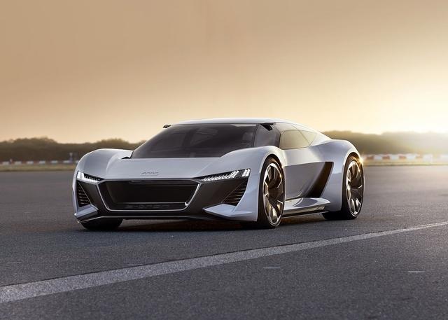 Audi PB 18 e-tron - Der nächste Schritt