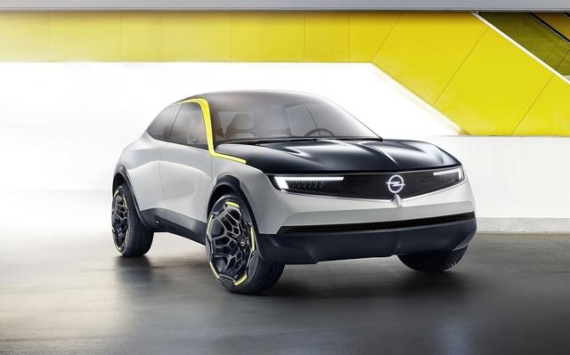 Opel GT X Experimental - Marken-Kompass