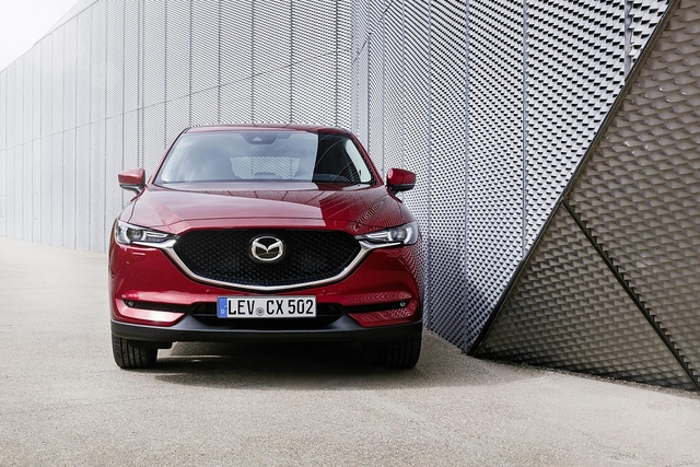 Fahrbericht: Mazda CX-5 Skyactiv-D 184 - Nachjustiert