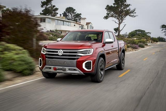VW Atlas Cross Sport und Atlas Tanoak - Doppelt hält besser