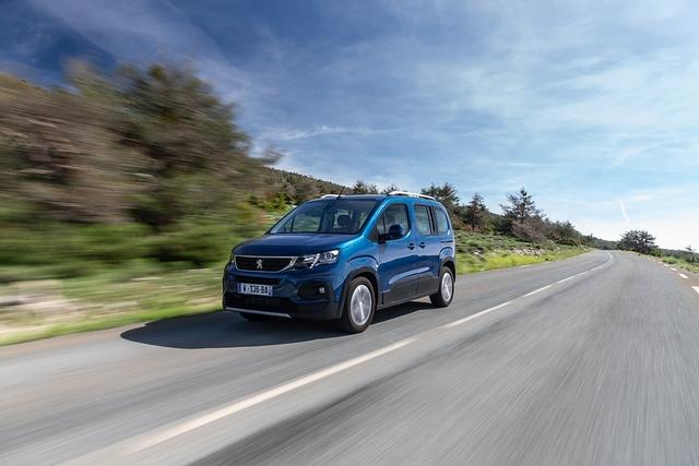 Peugeot Rifter Puretech 110 - Der Anti-SUV