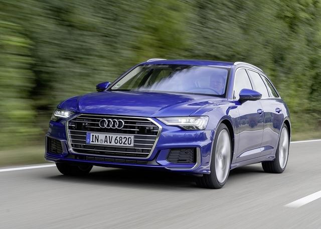 Audi A6 Avant 45 TFSI quattro - Mehrheitsentscheid