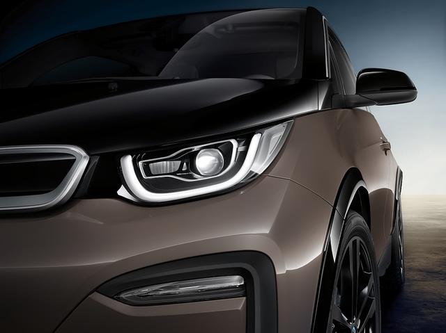 BMW i3 / i3s mit 42 kWh - Kleiner Nachschlag