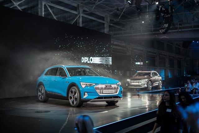 Elektrische Premium-SUV im Vergleich - Die Elektro-Welle