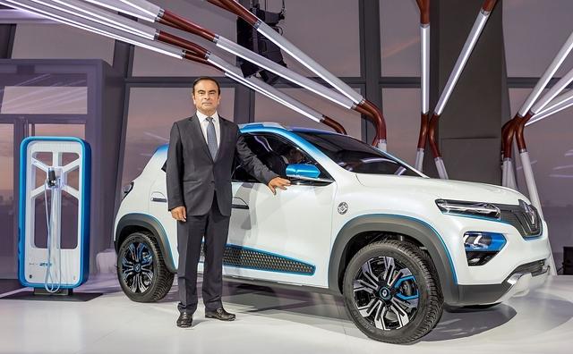 Renault K-ZE - Weil wir es können!