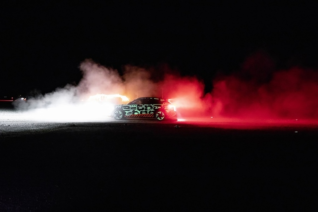 So fährt der Audi E-Tron - Bruder Leichtfuß