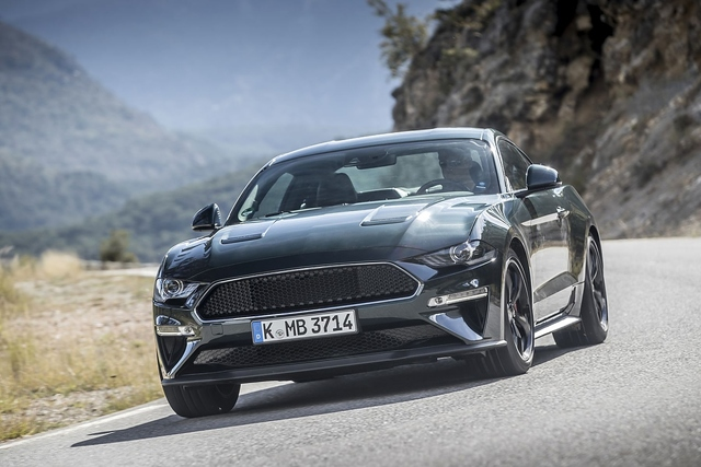 Ford Mustang Bullitt 2019 - Friss oder stirb