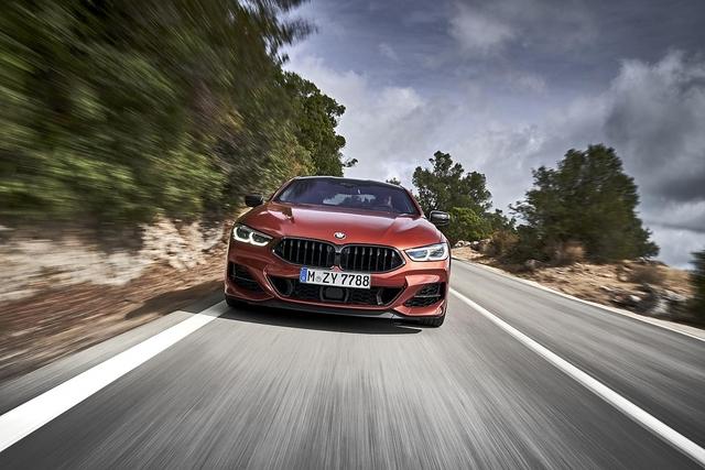 Fahrbericht: BMW M850i V8 xDrive - Straßenrenner