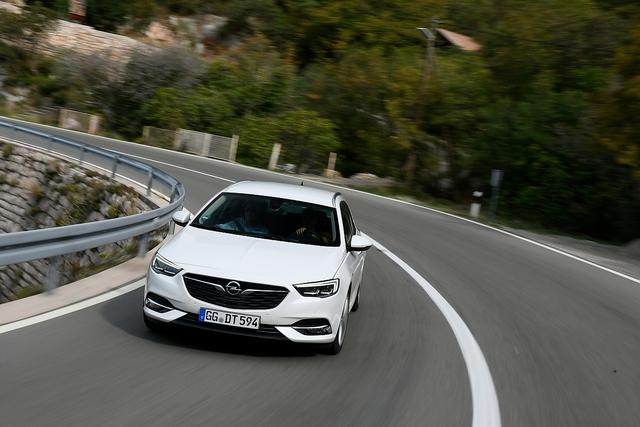 Opel Insignia Sports Tourer 1.6 DIT - Das passt