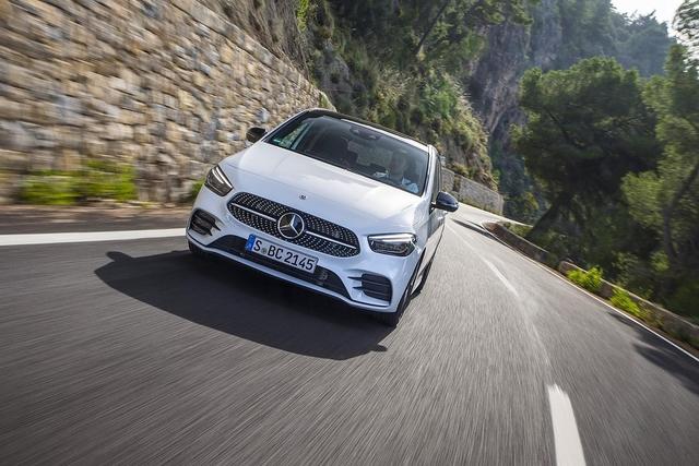 Fahrbericht: Mercedes-Benz B 200 - Allrounder-Sportler