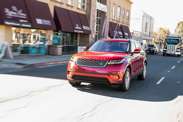 Range Rover Velar D180 MJ 2019 - Mehr für weniger