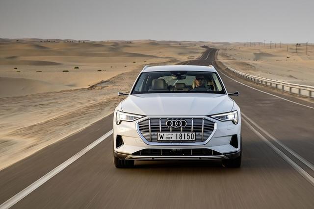 Fahrbericht: Audi e-tron - Lange Leine