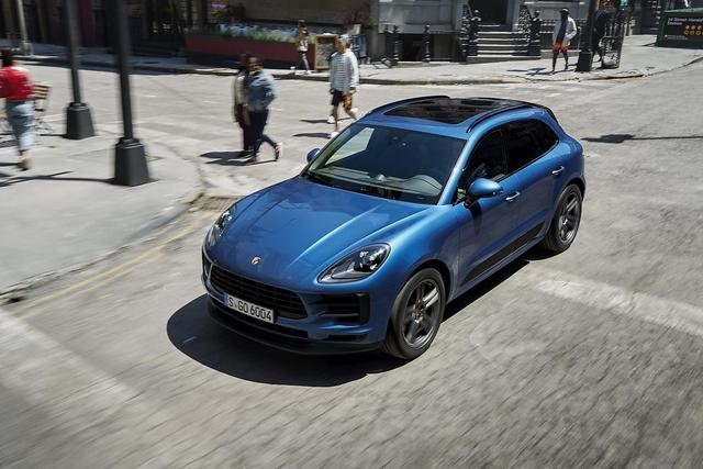 Fahrbericht: Porsche Macan S - SUV mit Sportler-Genen