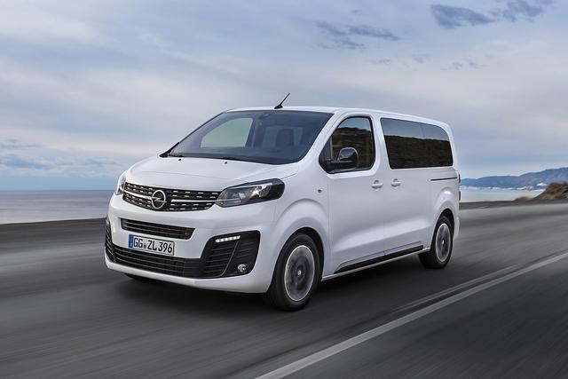 Opel Zafira Life - Familie statt Sport