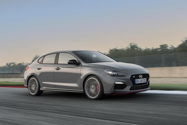 Fahrbericht: Hyundai i30 Fastback N Performance - Kleiner Renner