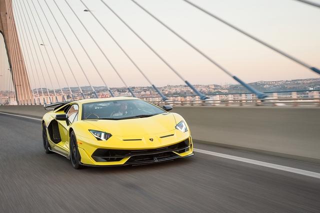 Die Zukunft der Supersportler von Lamborghini - Stromstoß