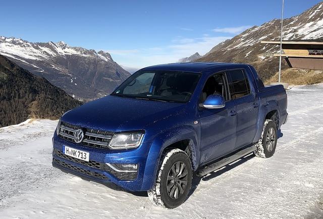 VW Amarok 3.0 TDI V6 4motion - Offene Ladefläche für alles