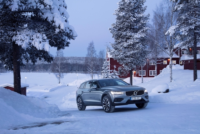 Volvo V60 D4 Cross Country - Life trifft Style