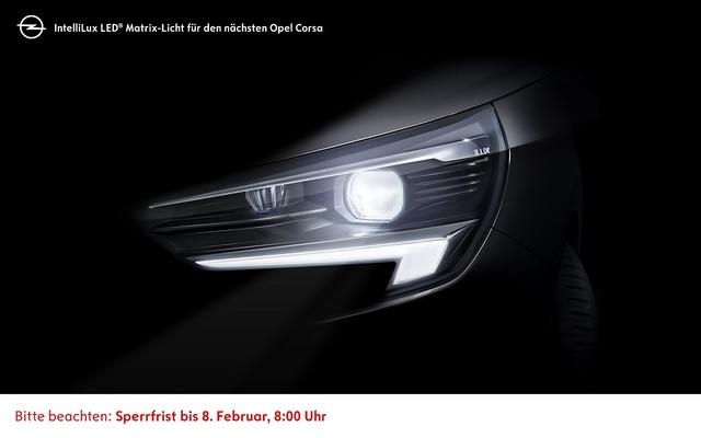Opel verringert mit dem LED-Licht den CO2-Ausstoß - Es werde Licht
