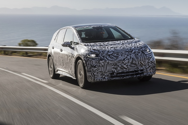 VW plant mit dem ID. ganzheitliches Elektromobilitäts-Ökosystem - Öko-Katharsis