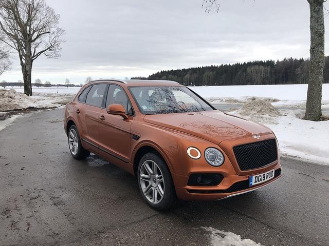 Bentley Bentayga V8 - Die rechte Wahl