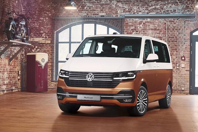 VW T6 Transporter 2020 - Technikinfusion