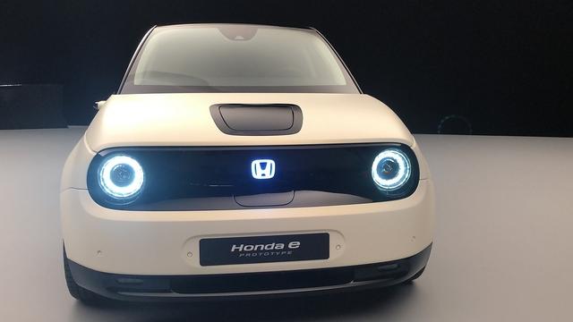 Honda e Prototype - Sympathieträger