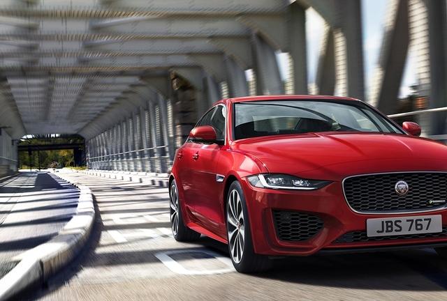 Jaguar XE 2020 - Neuer Versuch