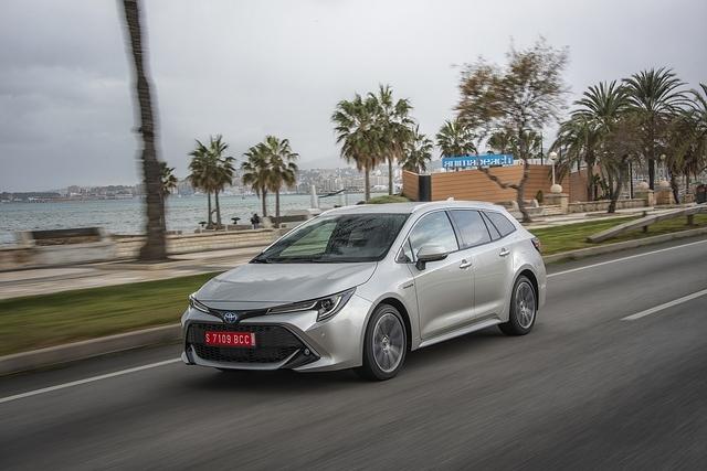 Toyota Corolla Touring Sports 1.8 Hybrid - Familienfreundlich