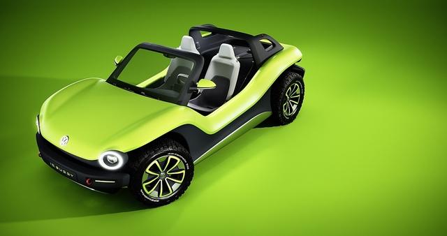 VW ID. Buggy auf dem Genfer Salon 2019 - Kürprogramm in den Dünen